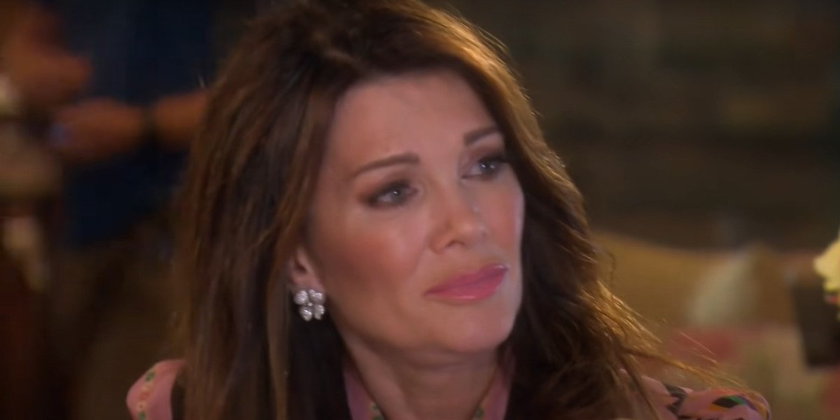 Lisa Vanderpump Can't Stop, Won't Stop Throwing Shade At Her Former Real Housewives Of Beverly Hills Co-Stars
