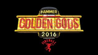 Metal Hammer Golden Gods awards 2016 logo