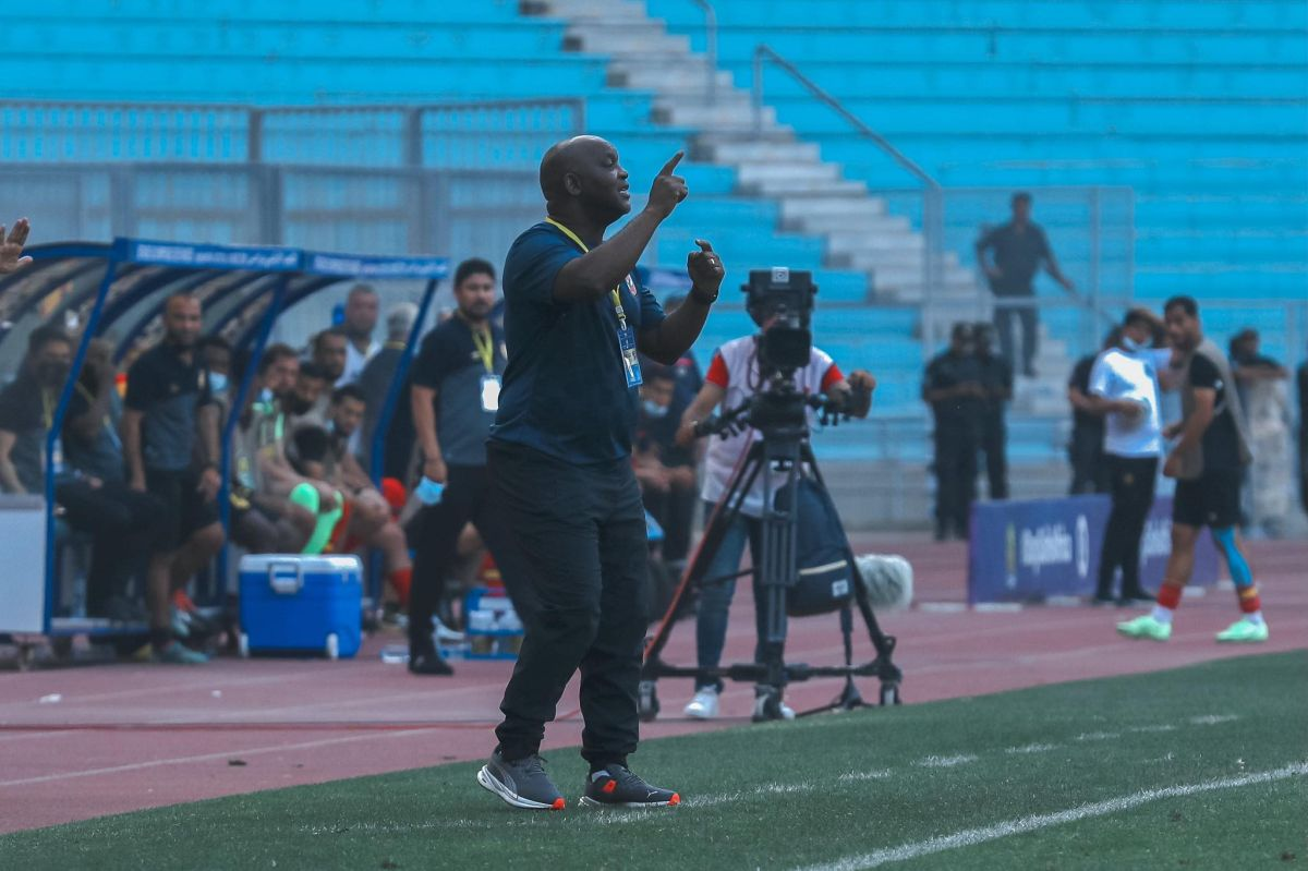 Pitso: We haven't qualified for the final yet