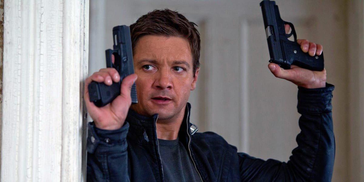 Jeremy Renner - The Bourne Legacy