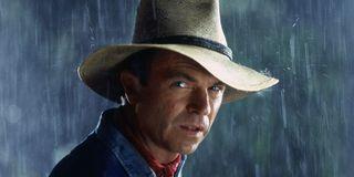 Sam Neill as Alan Grant in Jurassic Park (1993)