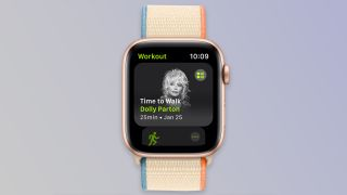 Apple Fitness Plus Time to Walk