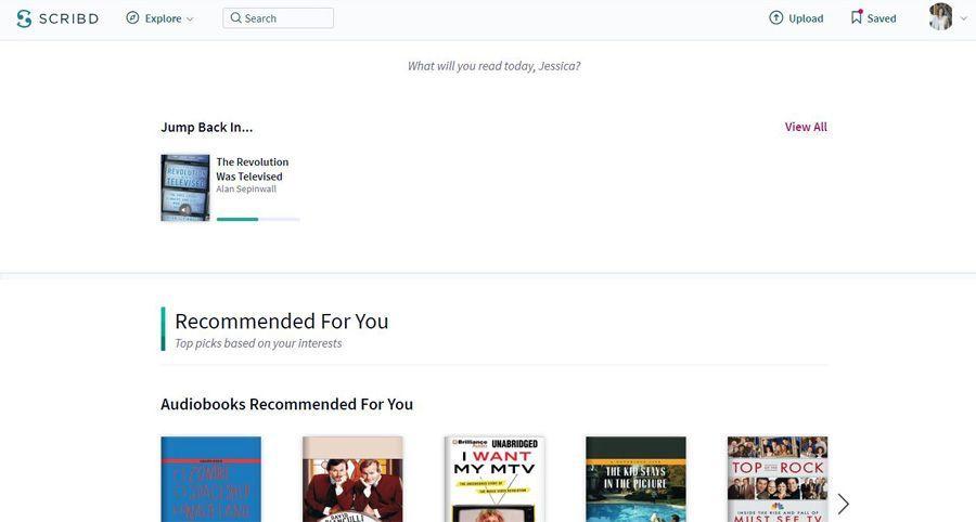 Scribd Review | Top Ten Reviews