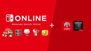 Nintendo Switch Online plus Expansion Pass