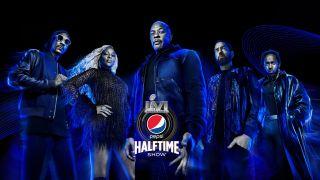 Super Bowl Half Time Dr. Dre
