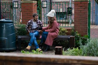 Coronation Street spoilers: David Platt is touched by Maria's offer…