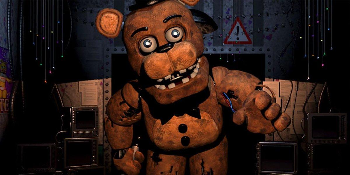 Freddy in Five Nights at Freddy's