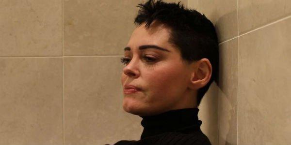 Rose McGowan in Citizen Rose