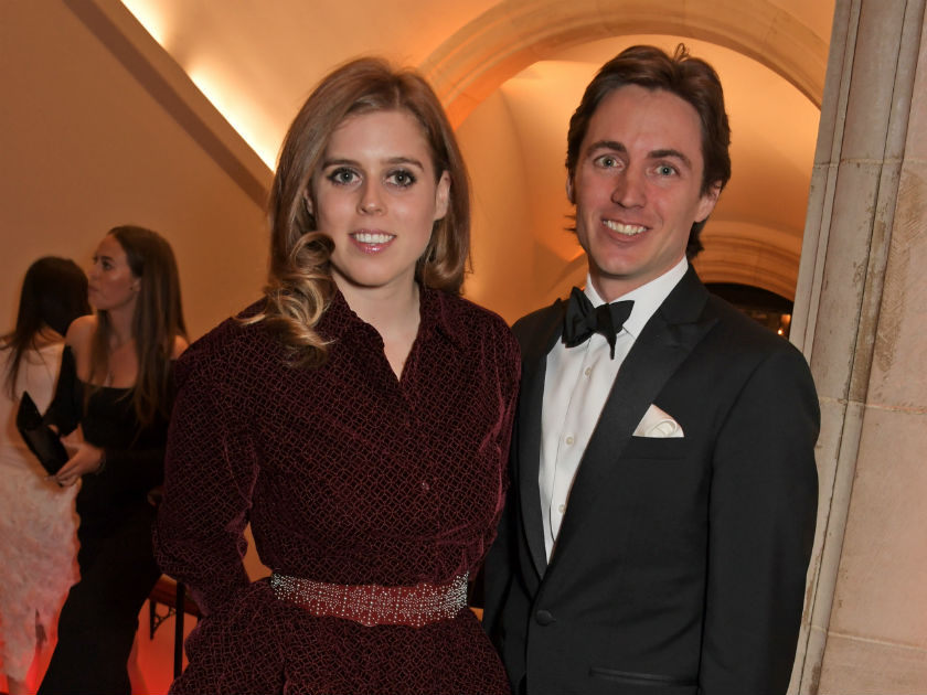 The real reason Princess Beatrice landed top royal wedding location