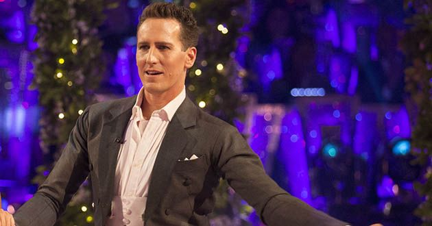 strictly come dancing, brendan cole