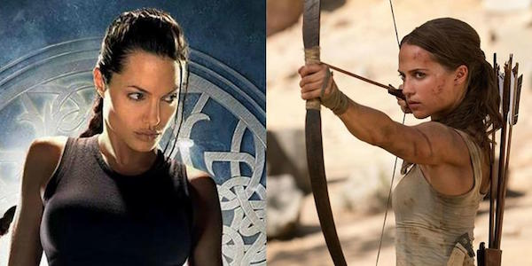 Why Tomb Raider Doesn T Feature An Angelina Jolie Cameo Cinemablend