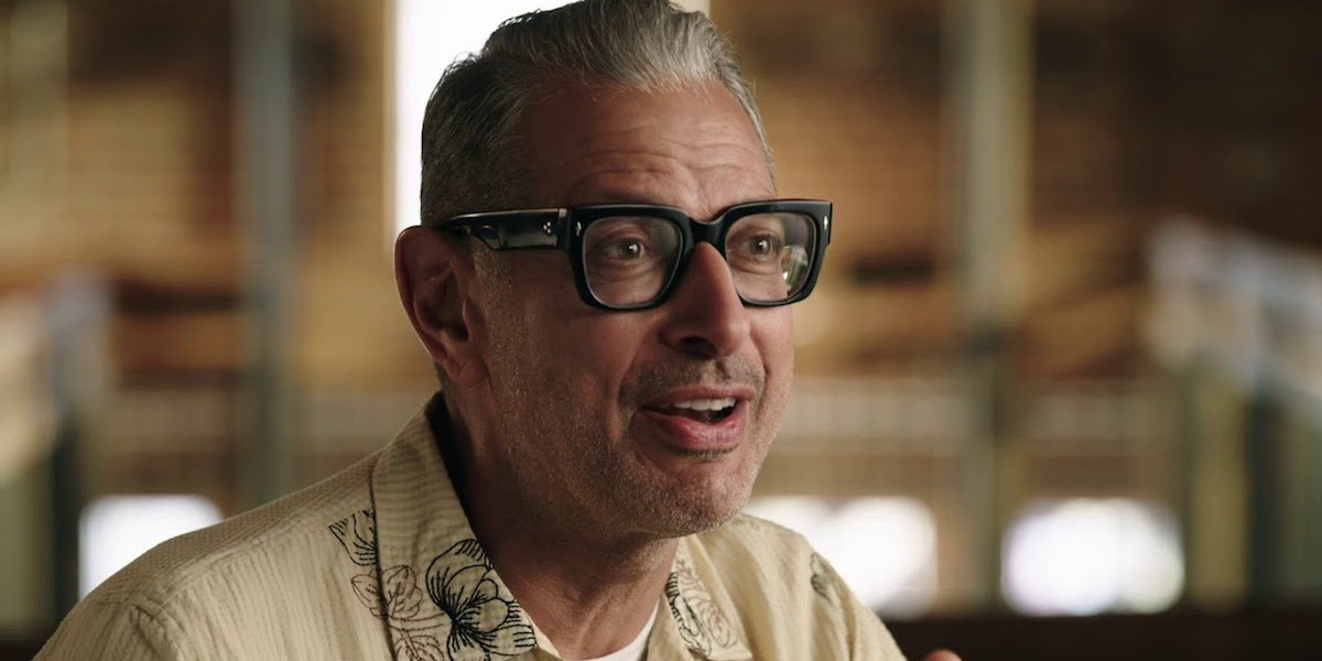 Jeff Goldblum Knows Which Of His Movies He'd Explore For His New Disney+ Show