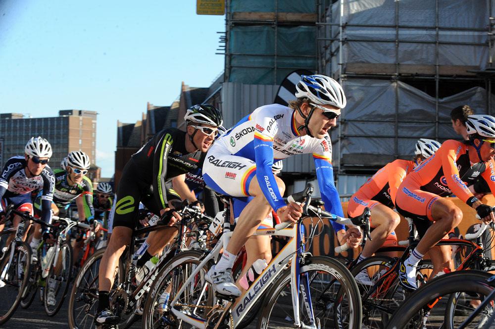 Jeroen Janssen, Tour Series 2011, round 5, Stoke-on-Trent