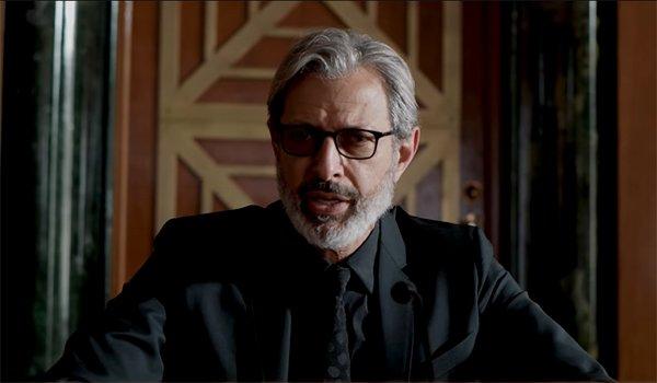 Jeff Goldblum in Jurassic World 3
