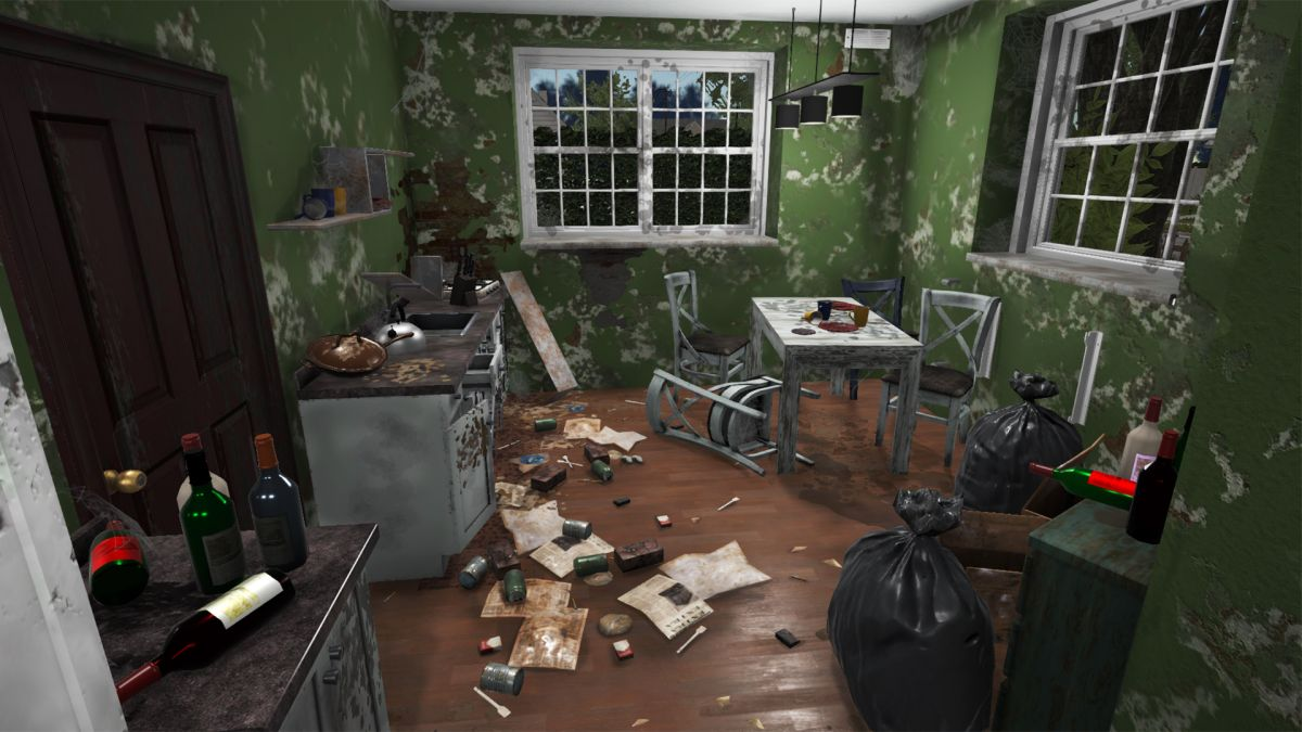 House Flipper Is Like Viscera Cleanup Detail Only For Disgusting Houses Pc Gamer