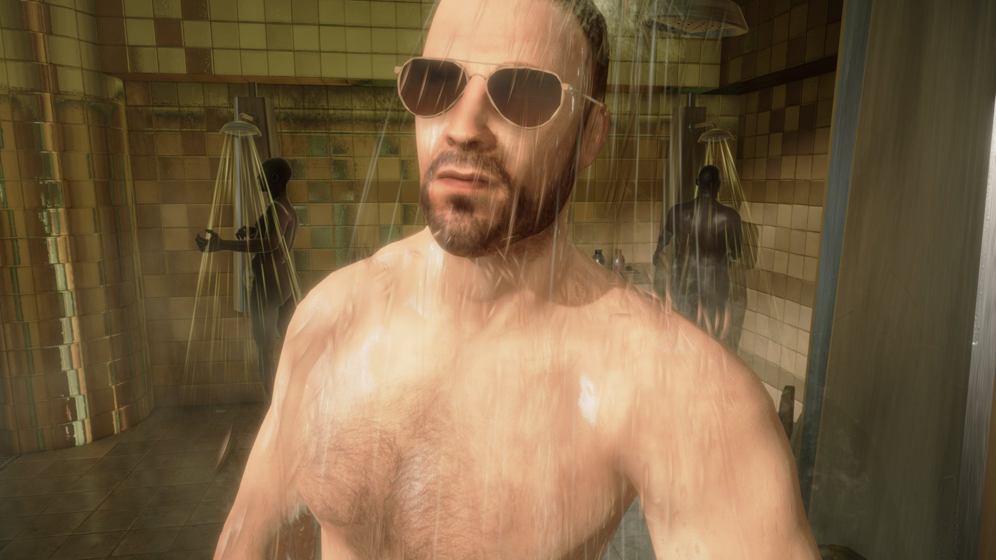 the best male shower simulation just got even better cara download