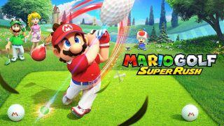Mario Golf Super Rush announcement