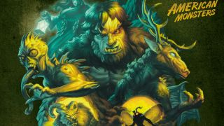 New Horrified: American Monsters board game lets you hunt down Bigfoot and the Mothman