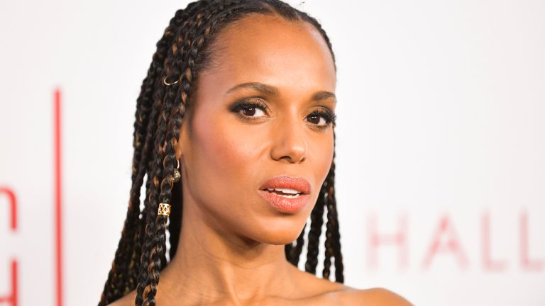 NORTH HOLLYWOOD, CALIFORNIA - JANUARY 28: Kerry Washington attends the Television Academy's 25th Hall Of Fame Induction Ceremony at Saban Media Center on January 28, 2020 in North Hollywood, California. (Photo by Rodin Eckenroth/FilmMagic)