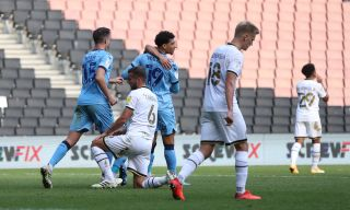 Milton Keynes Dons v Coventry City – Carabao Cup – First Round – Stadium MK
