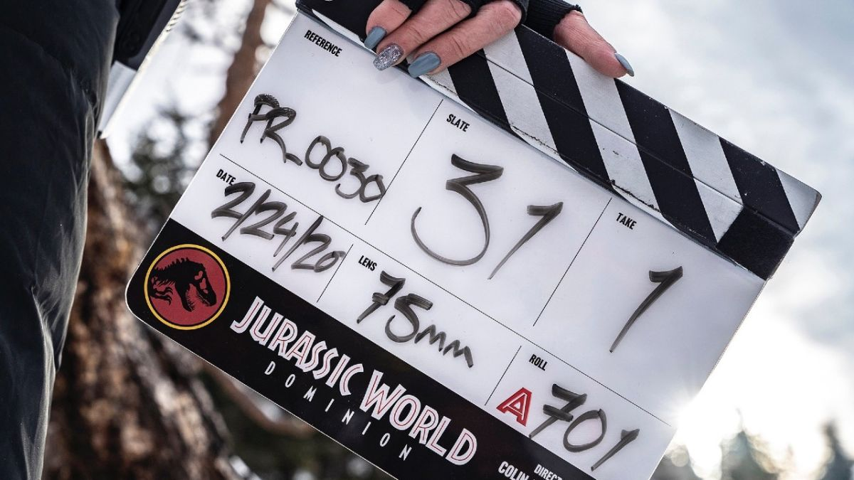 Jurassic World 3 title revealed by director
