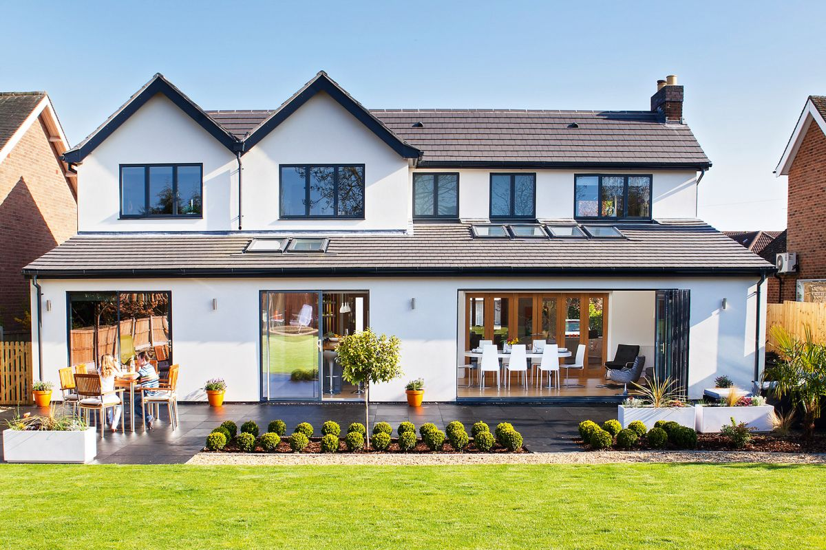 1950s home remodelled for space   Real Homes
