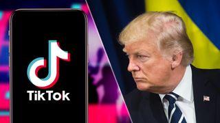 Trump vs TikTok