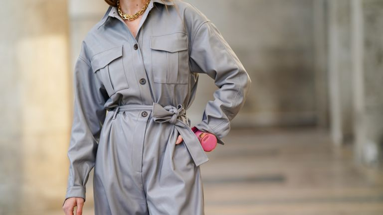 best jumpsuits: street style