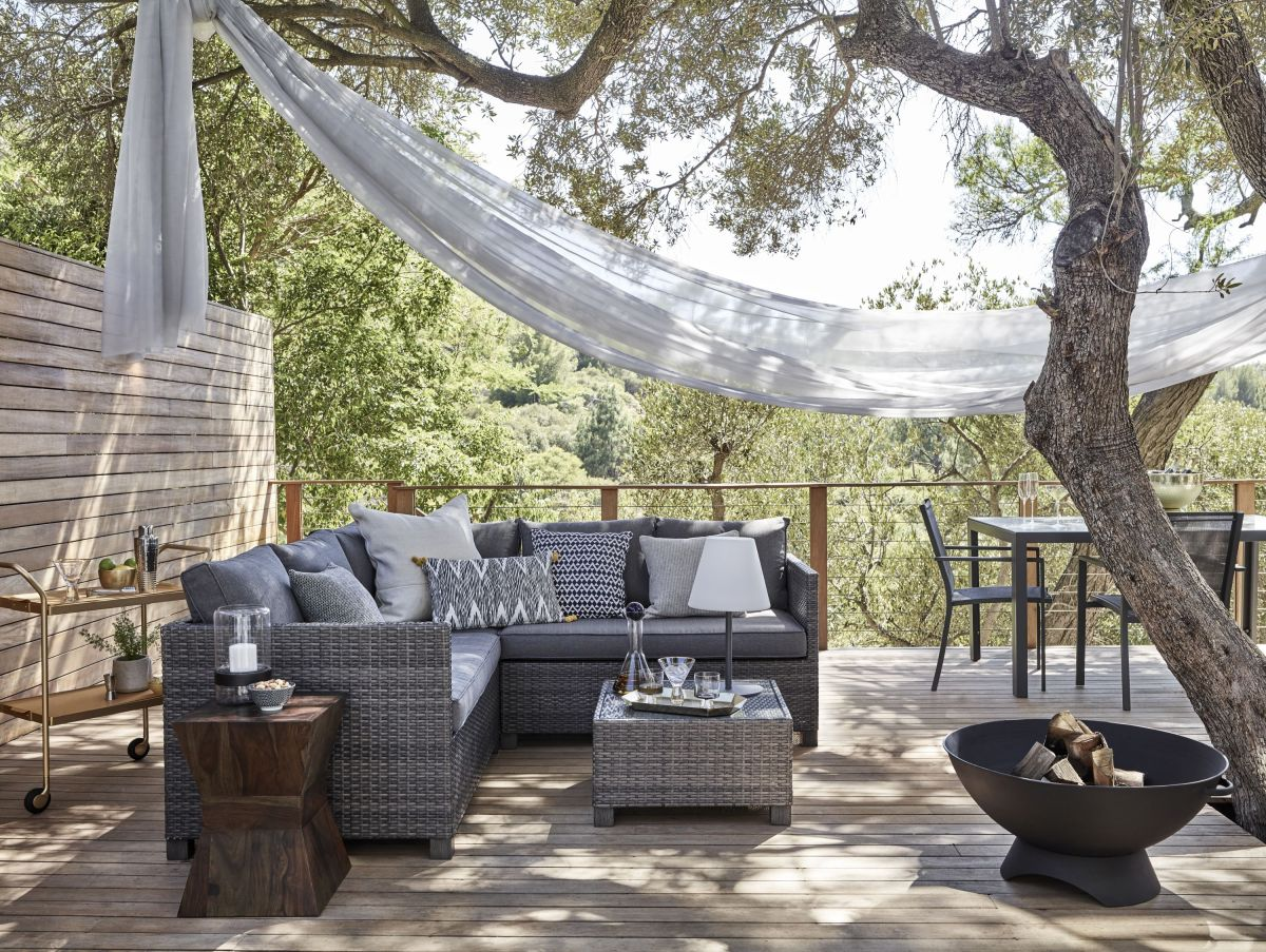 5 Ways John Lewis Garden Furniture Inspired Us To Restyle
