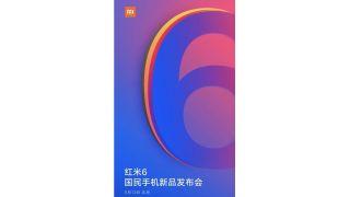 Xiaomi Redmi 6 Redmi 6a Confirmed For Launch On June 12 Techradar