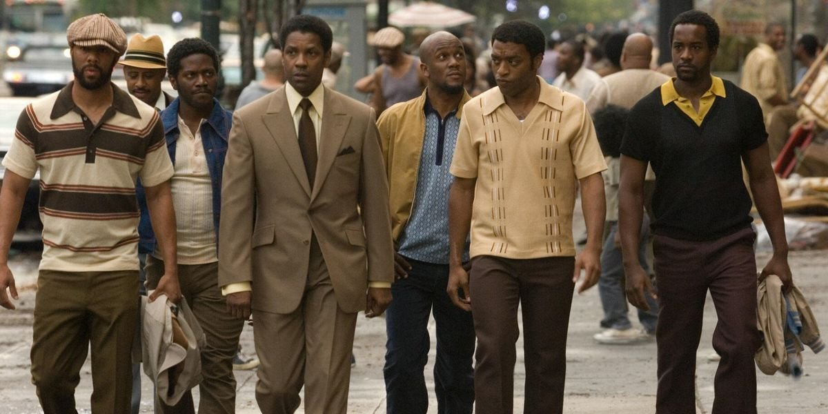 The American Gangster cast