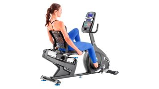 Quick! Save $400 on the Nautilus R616 recumbent bike at Best Buy today
