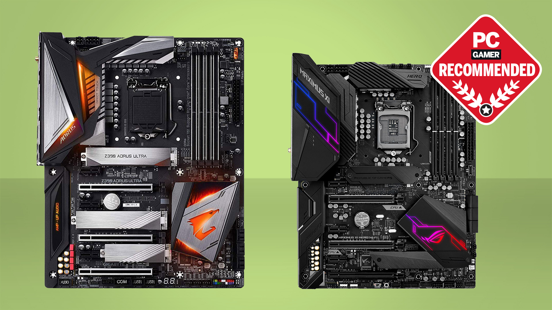 Best Gaming Motherboards Pc Gamer