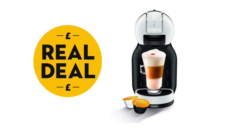 Nescafé coffee machine WB DeLonghi EDG305 Dolce Gusto Mini Me Automatic Pod Coffee Machine
