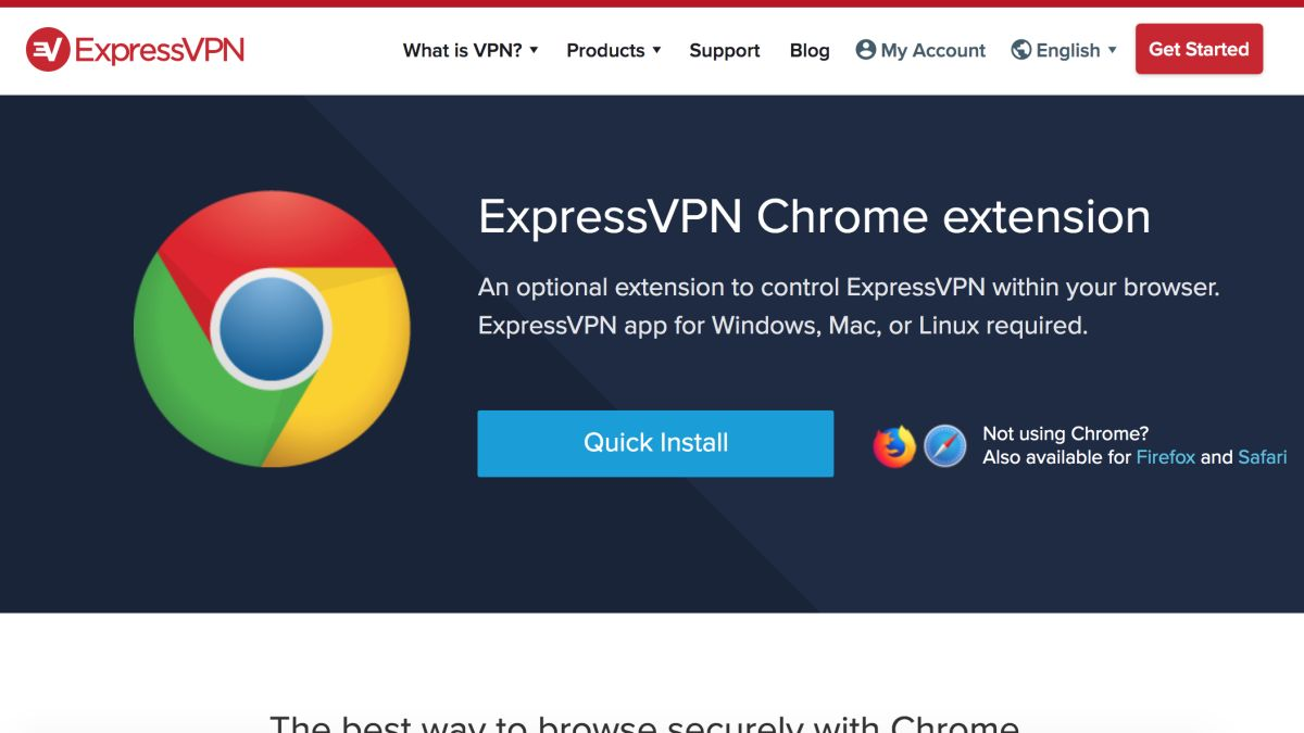 How do I enable a VPN in Google Chrome? | TechRadar