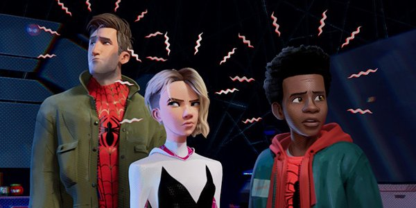 Star Wars Director Rian Johnson Really Loved Spider-Man: Into The Spider-Verse