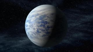 artist conception kepler-69c