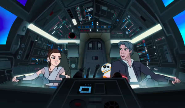 star wars forces of destiny tracker trouble
