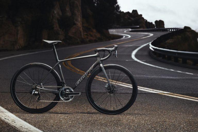 Giant road bikes range