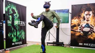 VR Sport on HTC Vive Pro