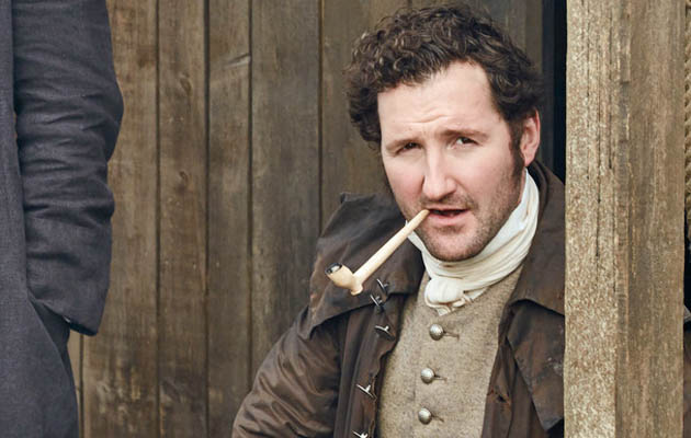 Captain Henshawe (JOHN HOLLINGWORTH)