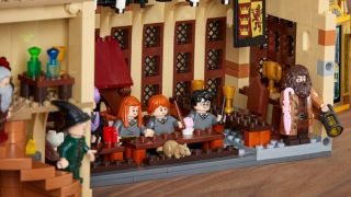This Lego Harry Potter Hogwarts Great Hall deal is Stupefying (I'm so sorry)