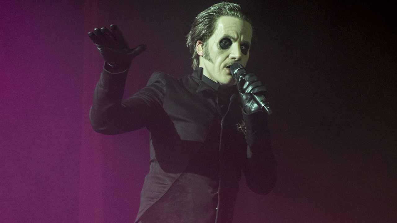 Tobias Forge: My kids are fans of Ghost