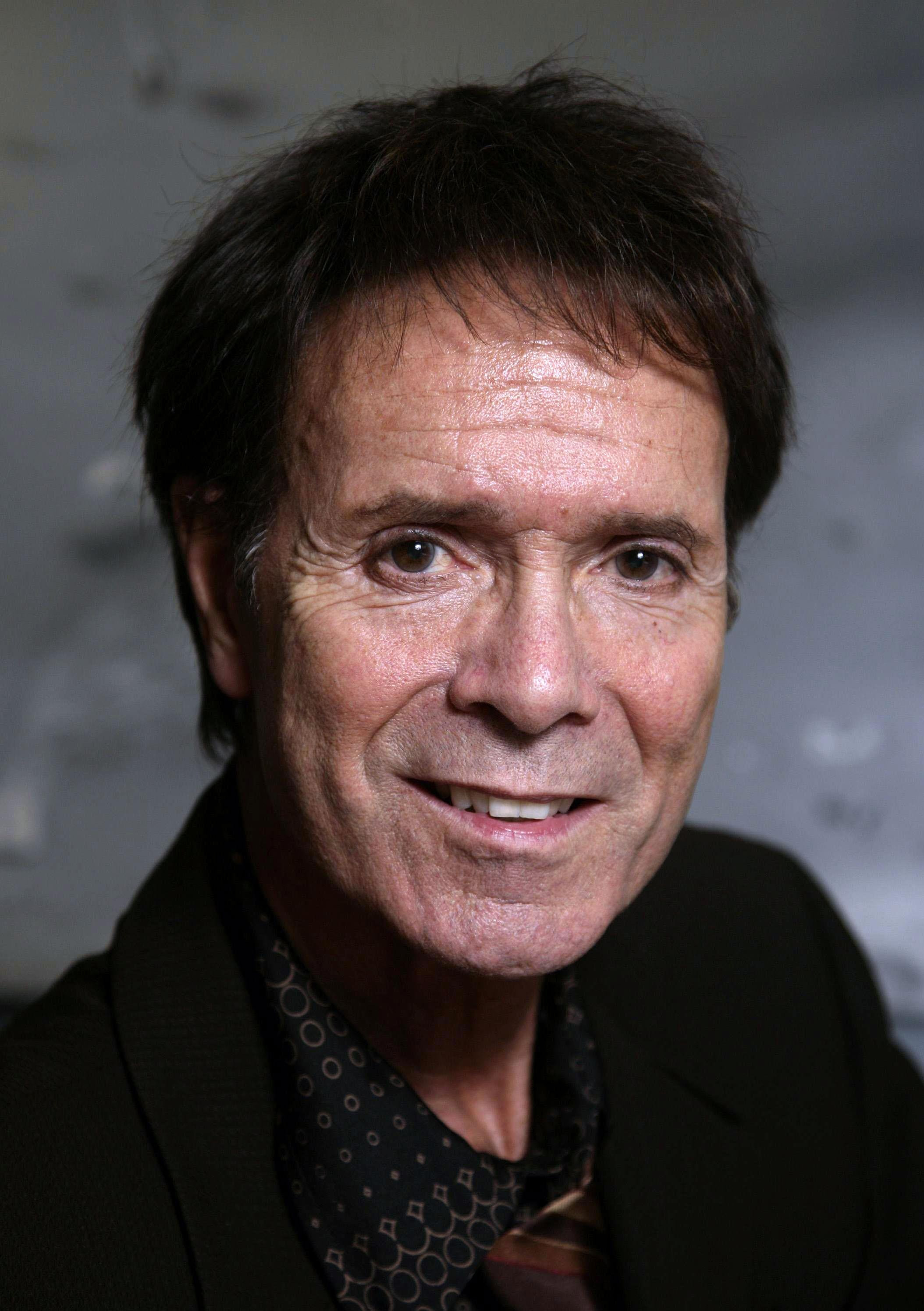 Sir Cliff: 'All the pressure disappears on Songs'