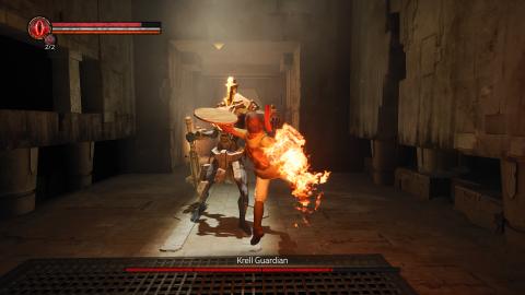 A Chronos screenshot.
