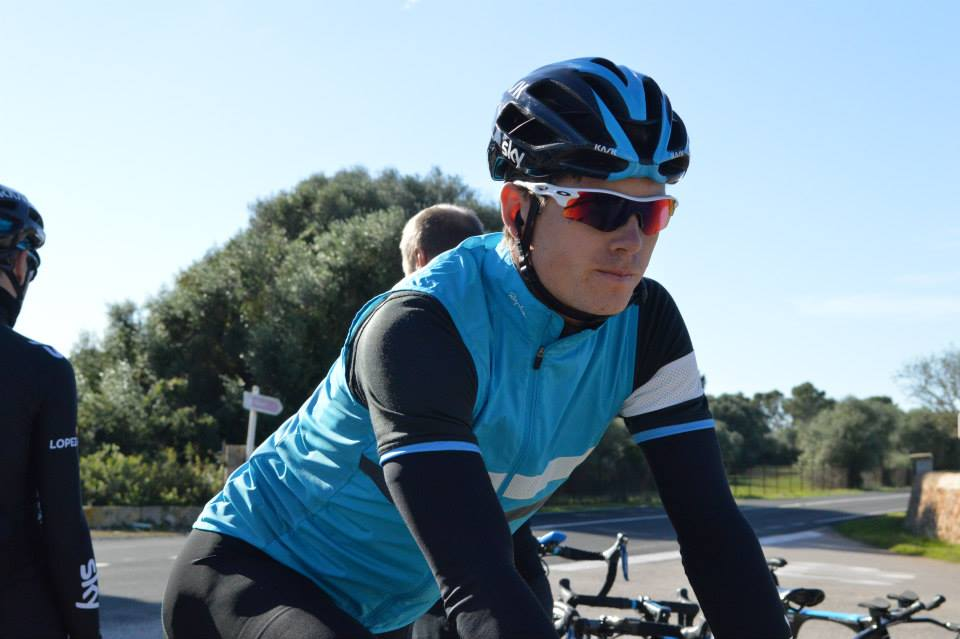 foto de Spotted: Sky test new Rapha training kit - Cycling Weekly