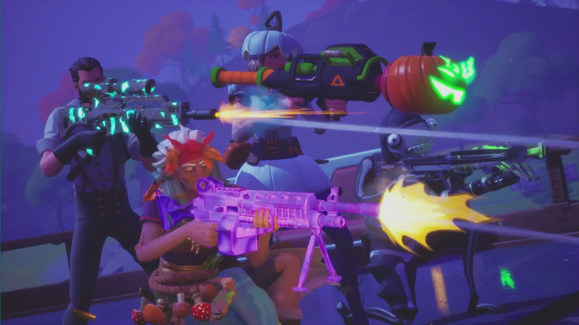 Fortnite Fortnitemares Challenges 2020 How To Complete Them And Earn Fortnitemares Rewards Gamesradar