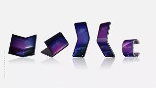 TCL foldable phones