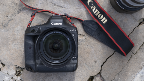 Canon 1DX Mark III Test