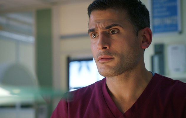 Holby Isaac Mayfield sacked